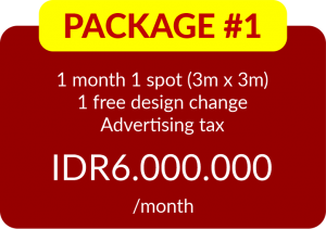 Package Taxi Ads 1