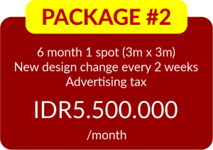 Package Taxi Ads 2