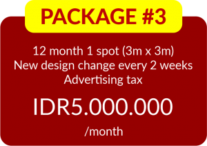 Package Taxi Ads 3